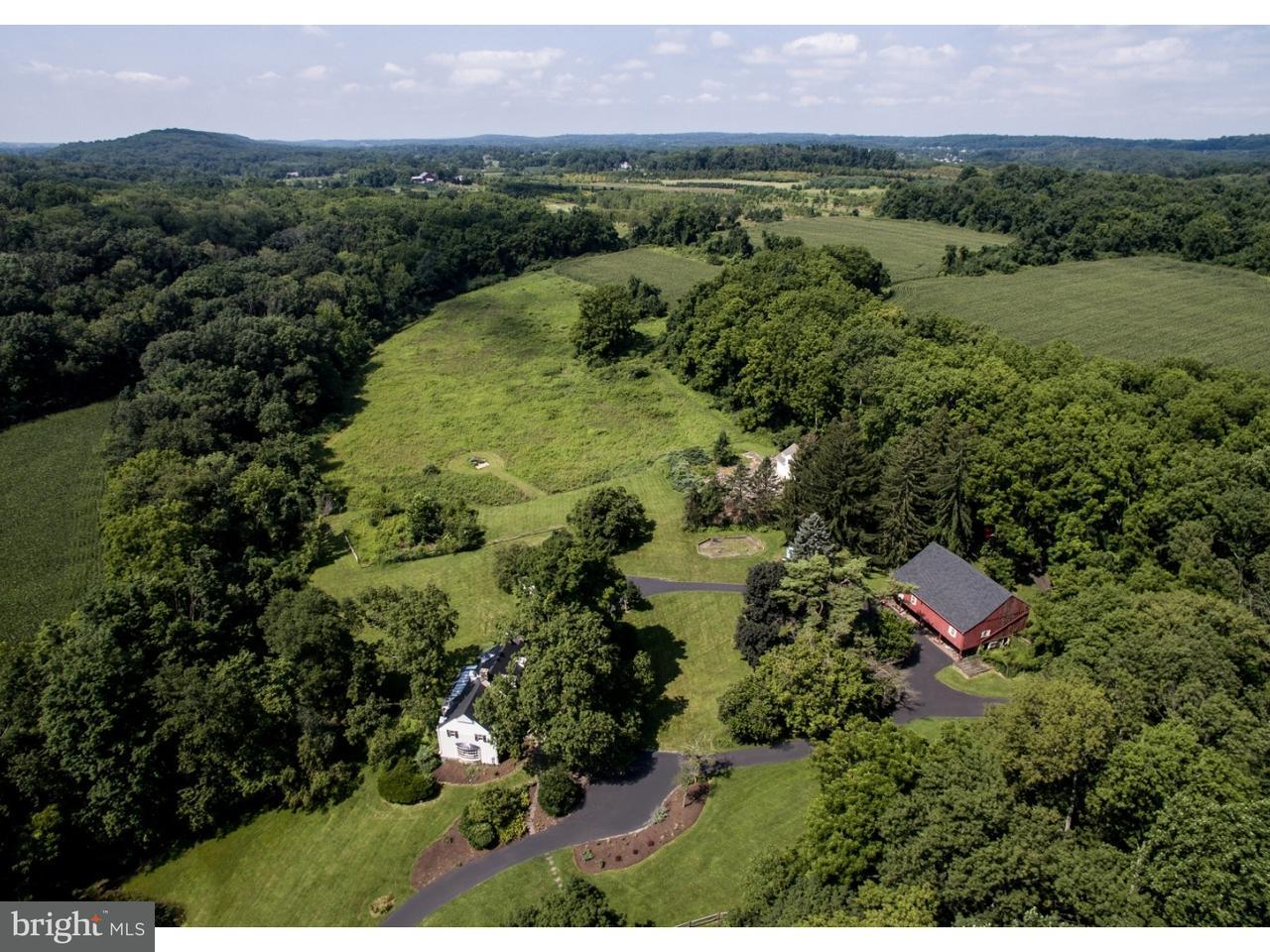Single Family Home for Sale at 6117 LOWER MOUNTAIN Road New Hope, Pennsylvania 18938 United StatesMunicipality: Solebury Township