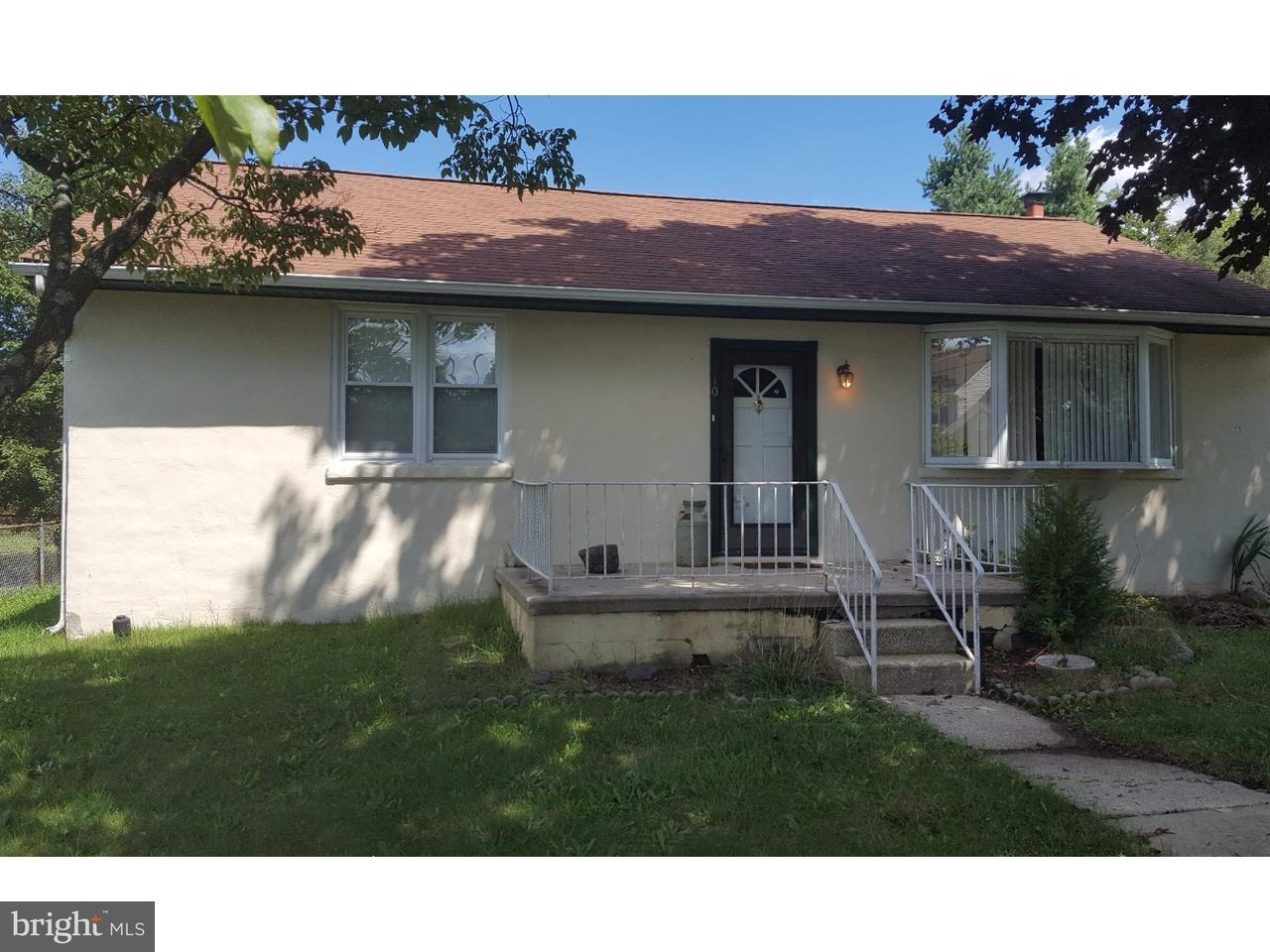 独户住宅 为 出租 在 110 HIGHLAND Avenue Turnersville, 新泽西州 08081 美国
