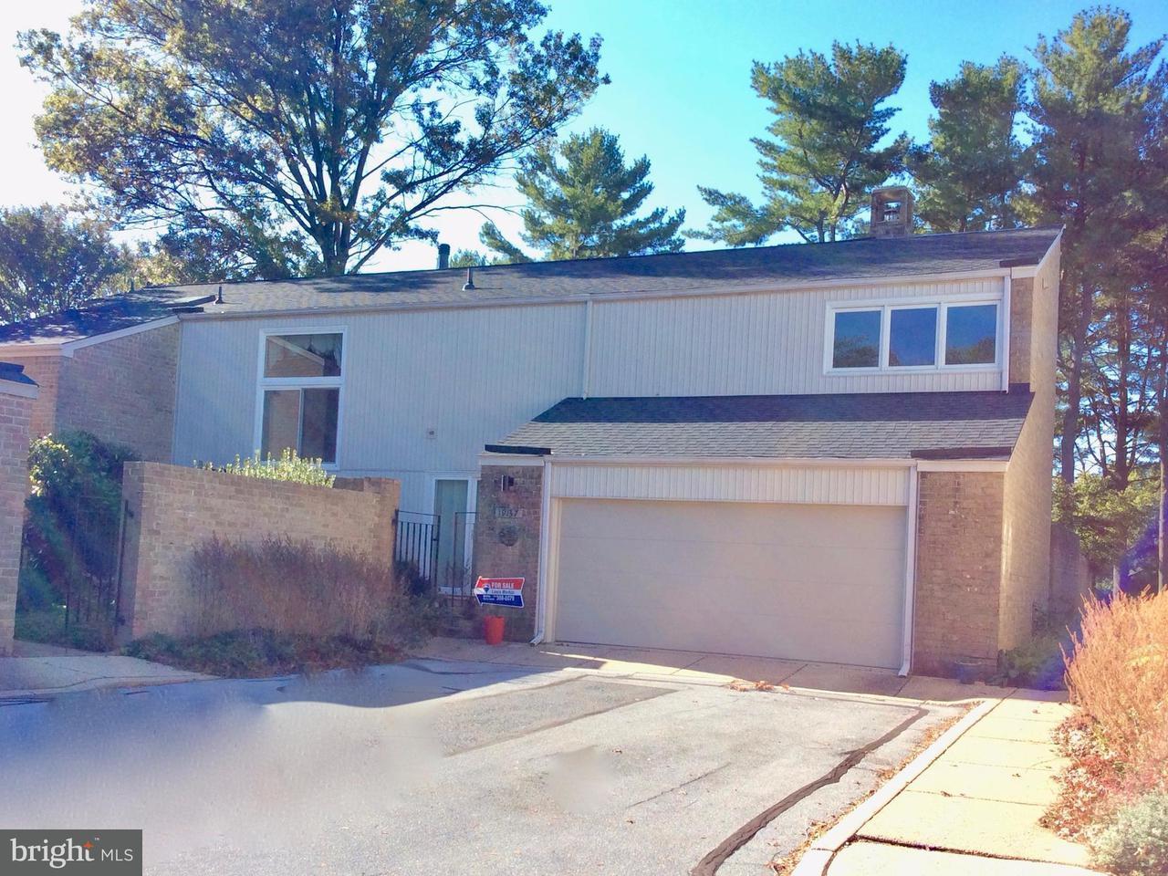 独户住宅 为 销售 在 19137 BROOKE GROVE Court 19137 BROOKE GROVE Court Montgomery Village, 马里兰州 20886 美国