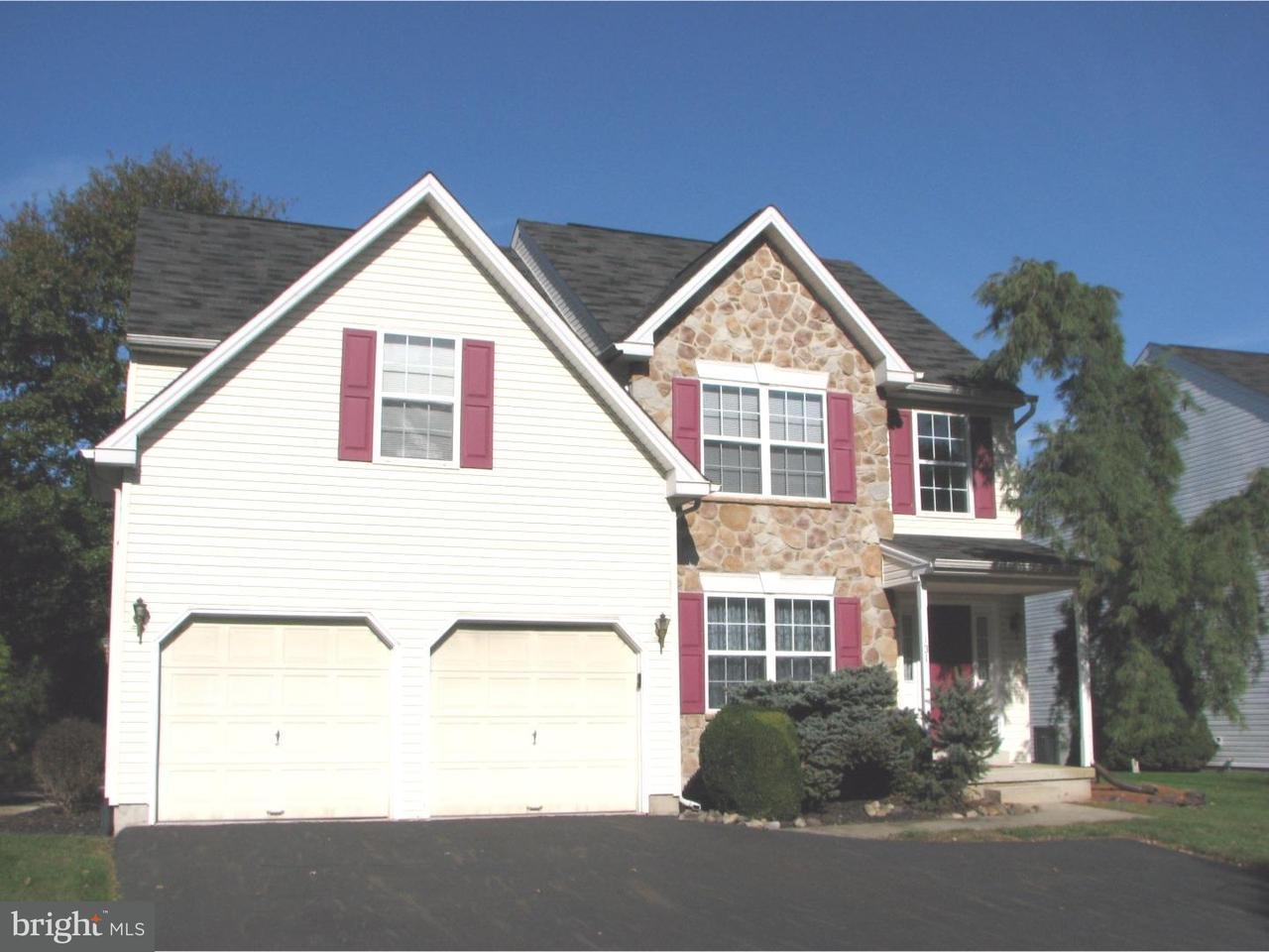 Casa Unifamiliar por un Alquiler en 131 RIVERWOODS Drive New Hope, Pennsylvania 18938 Estados Unidos