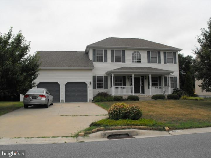 Single Family Home for Rent at 282 MANNERING Drive Dover, Delaware 19901 United States