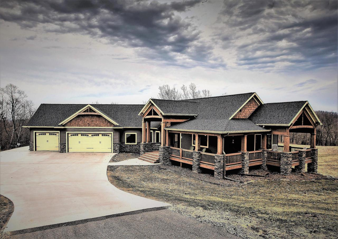View Single-Family Home For Sale at W390 COUNTY ROAD T, MINDORO, WI