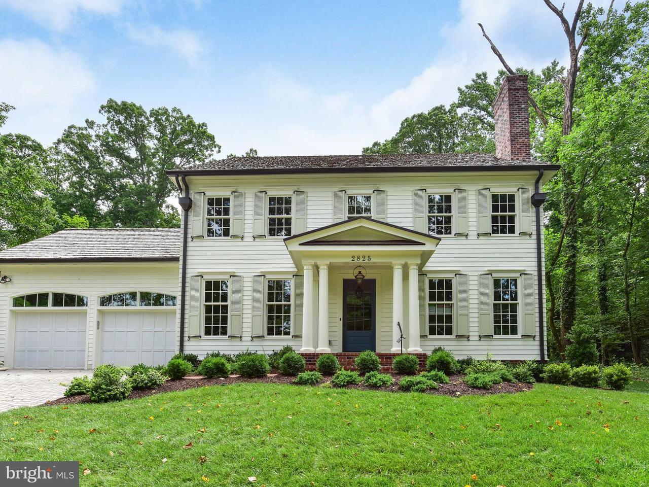 Single Family Home for Sale at 2825 ARIZONA ST N 2825 ARIZONA ST N Arlington, Virginia 22213 United States
