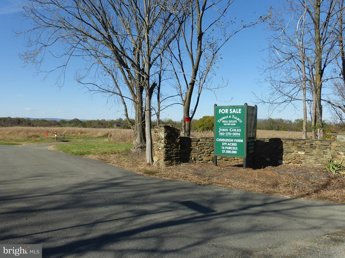 Land for Sale at CHUDLEIGH FARM LANE CHUDLEIGH FARM LANE Aldie, Virginia 20105 United States