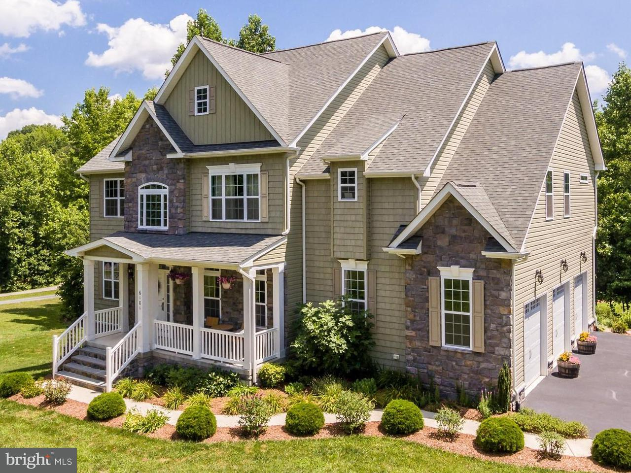 Single Family Home for Sale at 6101 FEDERAL OAK Drive 6101 FEDERAL OAK Drive Sunderland, Maryland 20689 United States