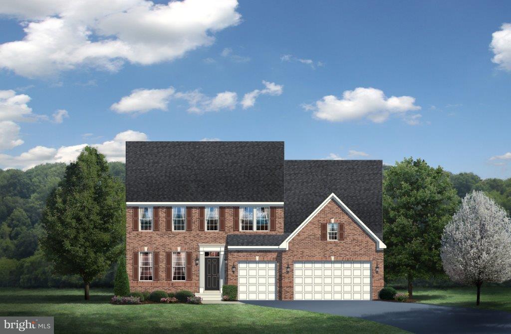 Maison unifamiliale pour l Vente à 14337 OWINGS Avenue 14337 OWINGS Avenue Brandywine, Maryland 20613 États-Unis