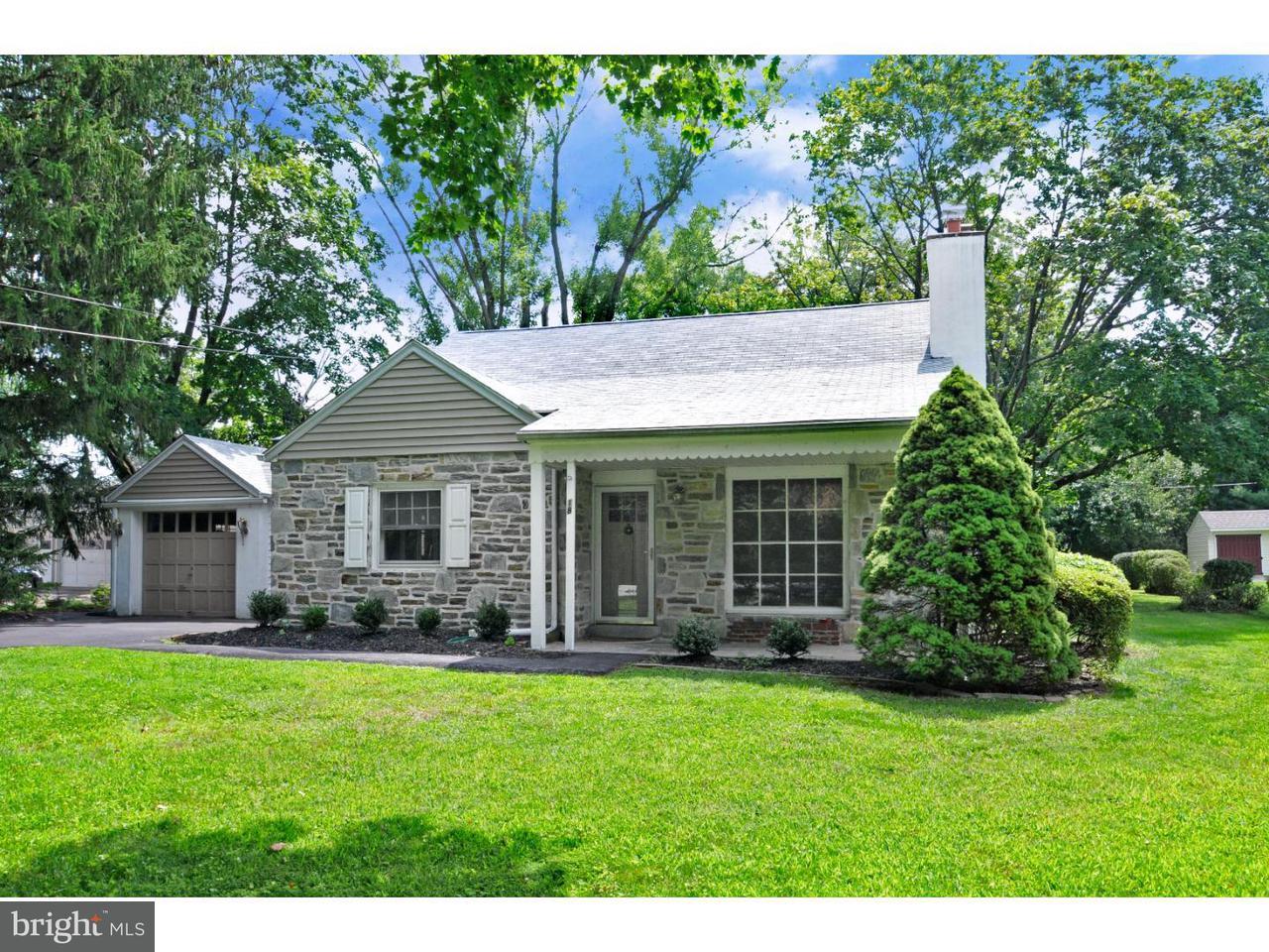 独户住宅 为 出租 在 1825 NORRISTOWN Road 安布勒, 宾夕法尼亚州 19002 美国