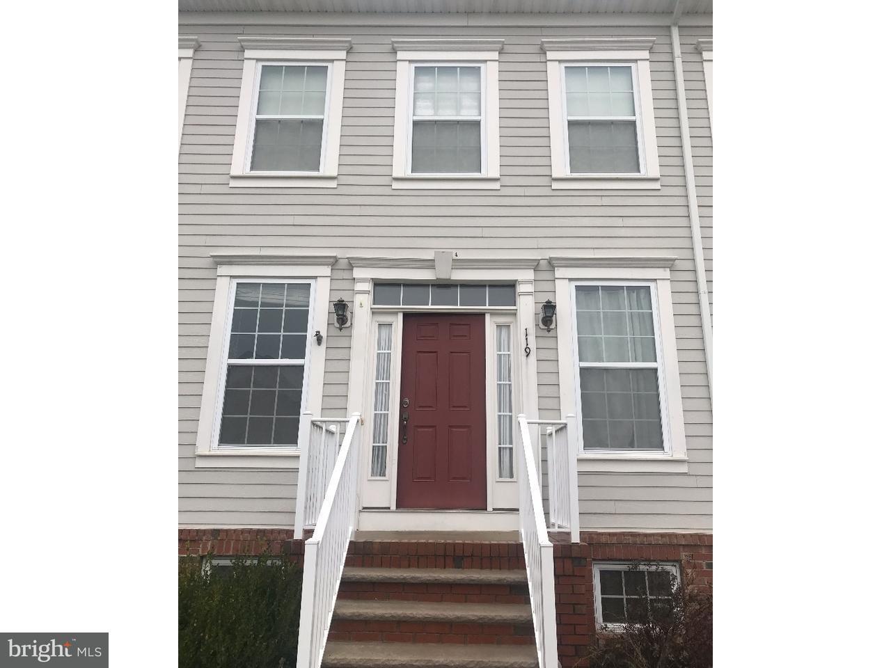 联栋屋 为 出租 在 119 STAR Drive Eastampton, 新泽西州 08060 美国