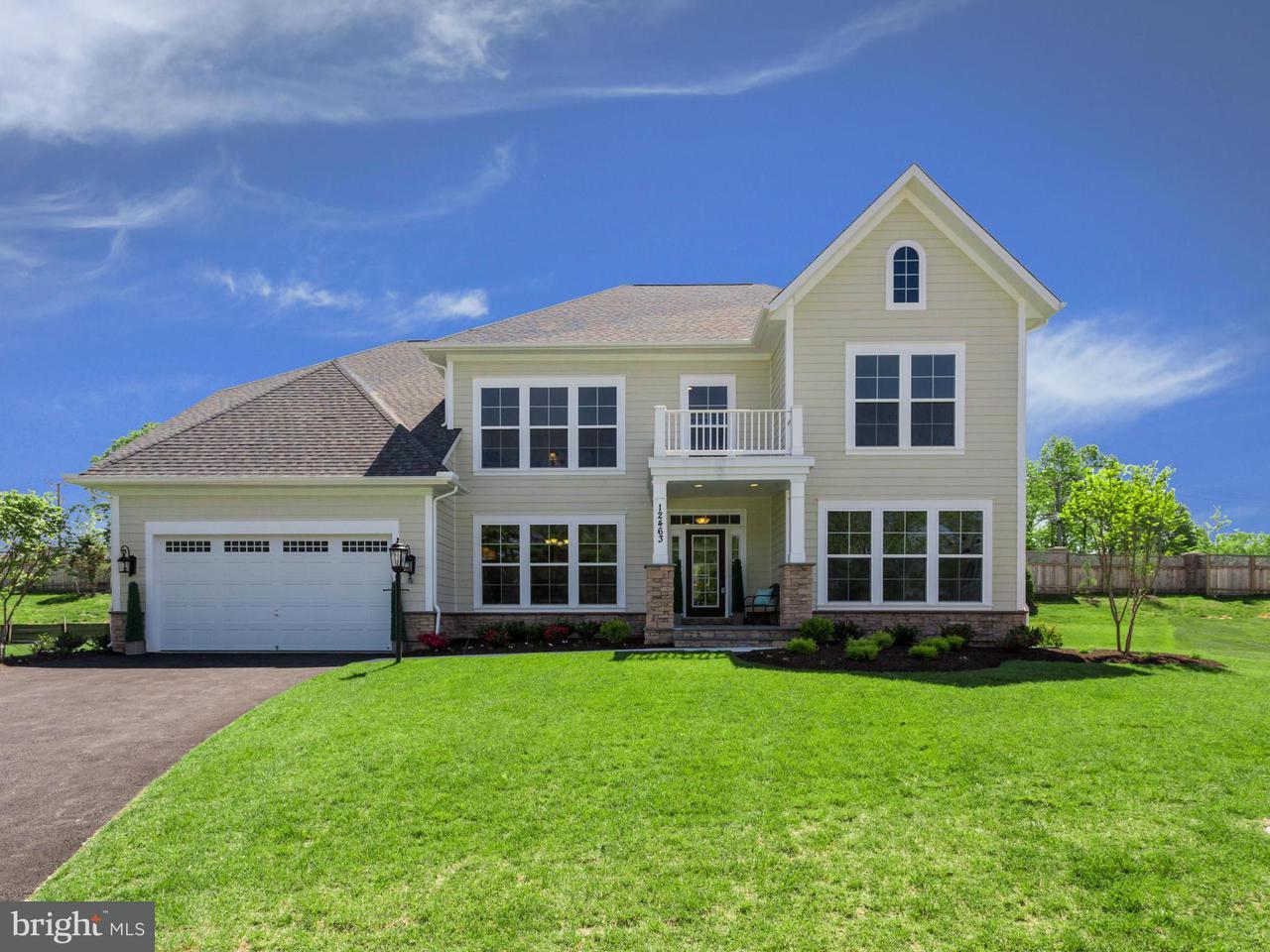Maison unifamiliale pour l Vente à 12463 MARGARET THOMAS Lane 12463 MARGARET THOMAS Lane Oak Hill, Virginia 20171 États-Unis