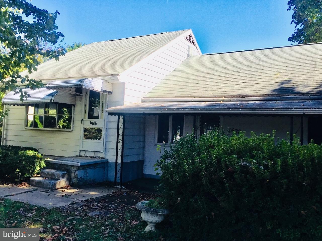 Частный односемейный дом для того Продажа на 1628 HANCOCK BLVD Reading, Пенсильвания 19607 Соединенные Штаты