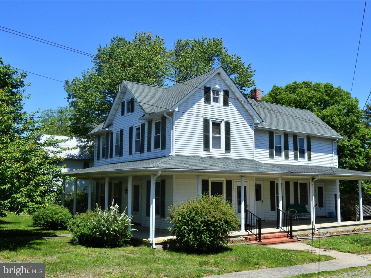 Single Family for Sale at 13601 1st St Queen Anne, Maryland 21657 United States