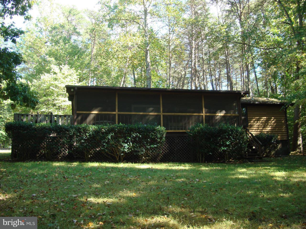 Maison unifamiliale pour l Vente à 465 Poplar Pass 465 Poplar Pass Mineral, Virginia 23117 États-Unis