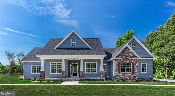 Einfamilienhaus für Verkauf beim 4555 HARDESTY Road 4555 HARDESTY Road Sunderland, Maryland 20689 Vereinigte Staaten