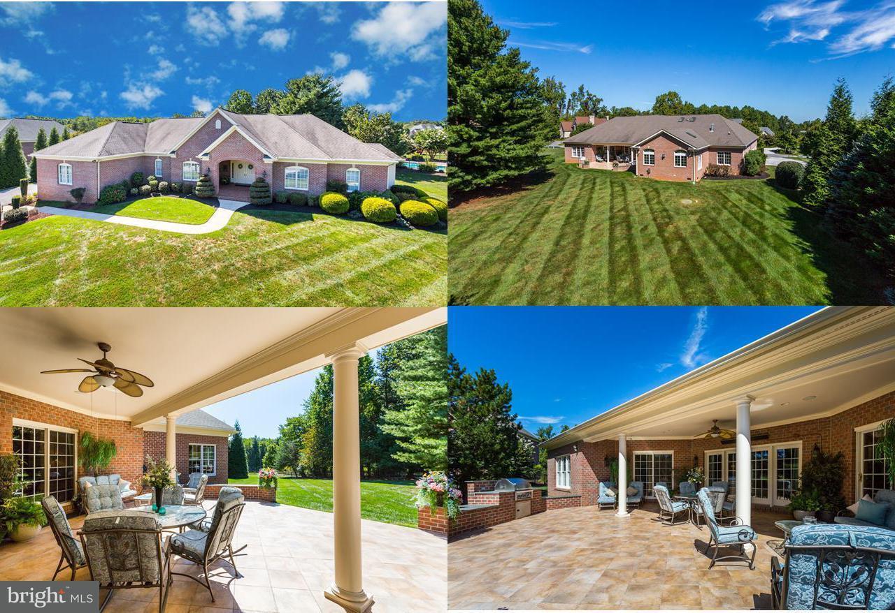 Einfamilienhaus für Verkauf beim 11607 PINDELL WOODS Drive 11607 PINDELL WOODS Drive Fulton, Maryland 20759 Vereinigte Staaten
