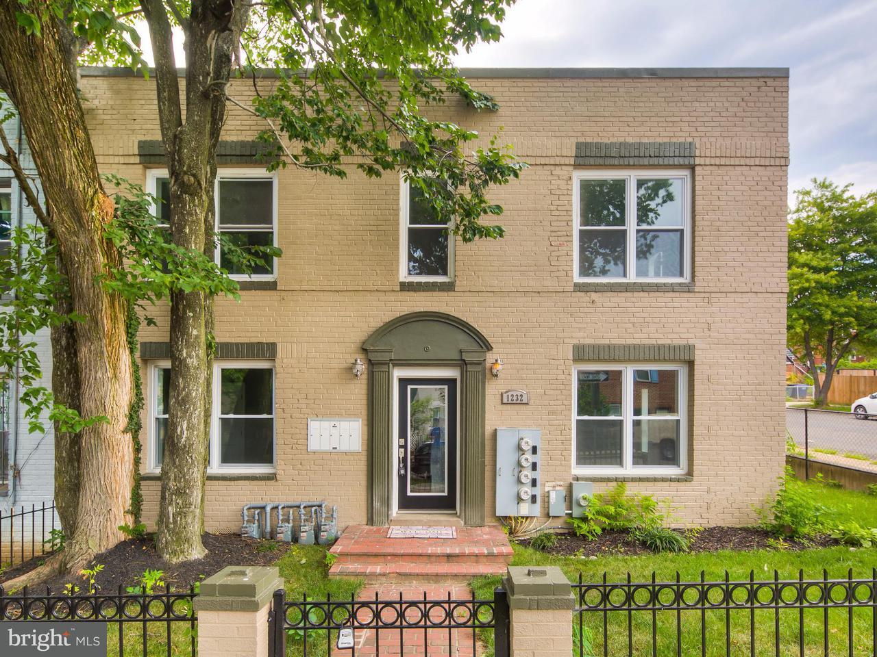 Condominium for Sale at 1232 16th St NE #3 Washington, District Of Columbia 20002 United States
