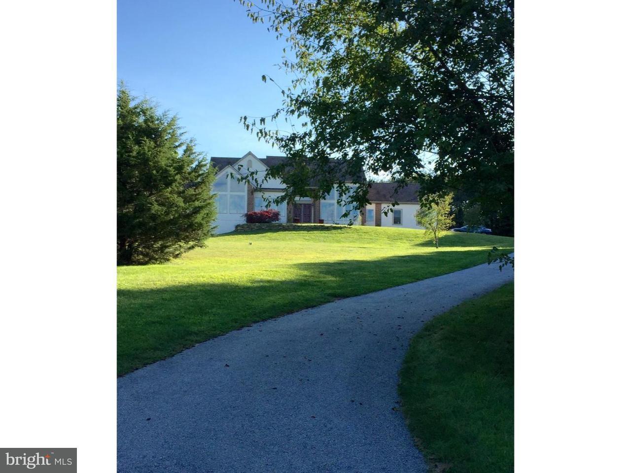 Maison unifamiliale pour l Vente à 2266 HOPEWELL Road Nottingham, Pennsylvanie 19362 États-Unis