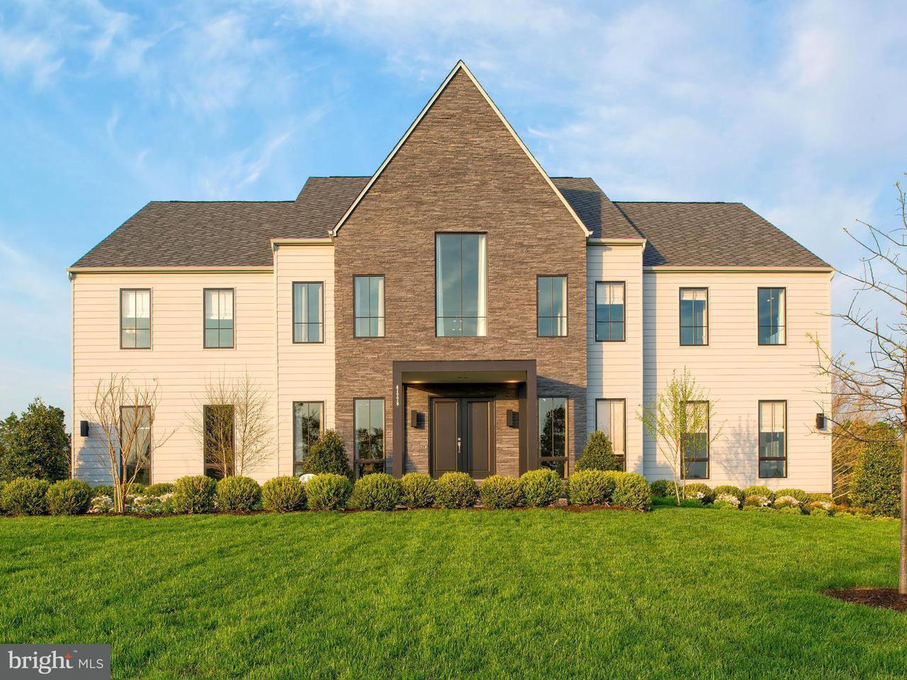 Single Family Home for Sale at Bluestone Court Bluestone Court Aldie, Virginia 20105 United States