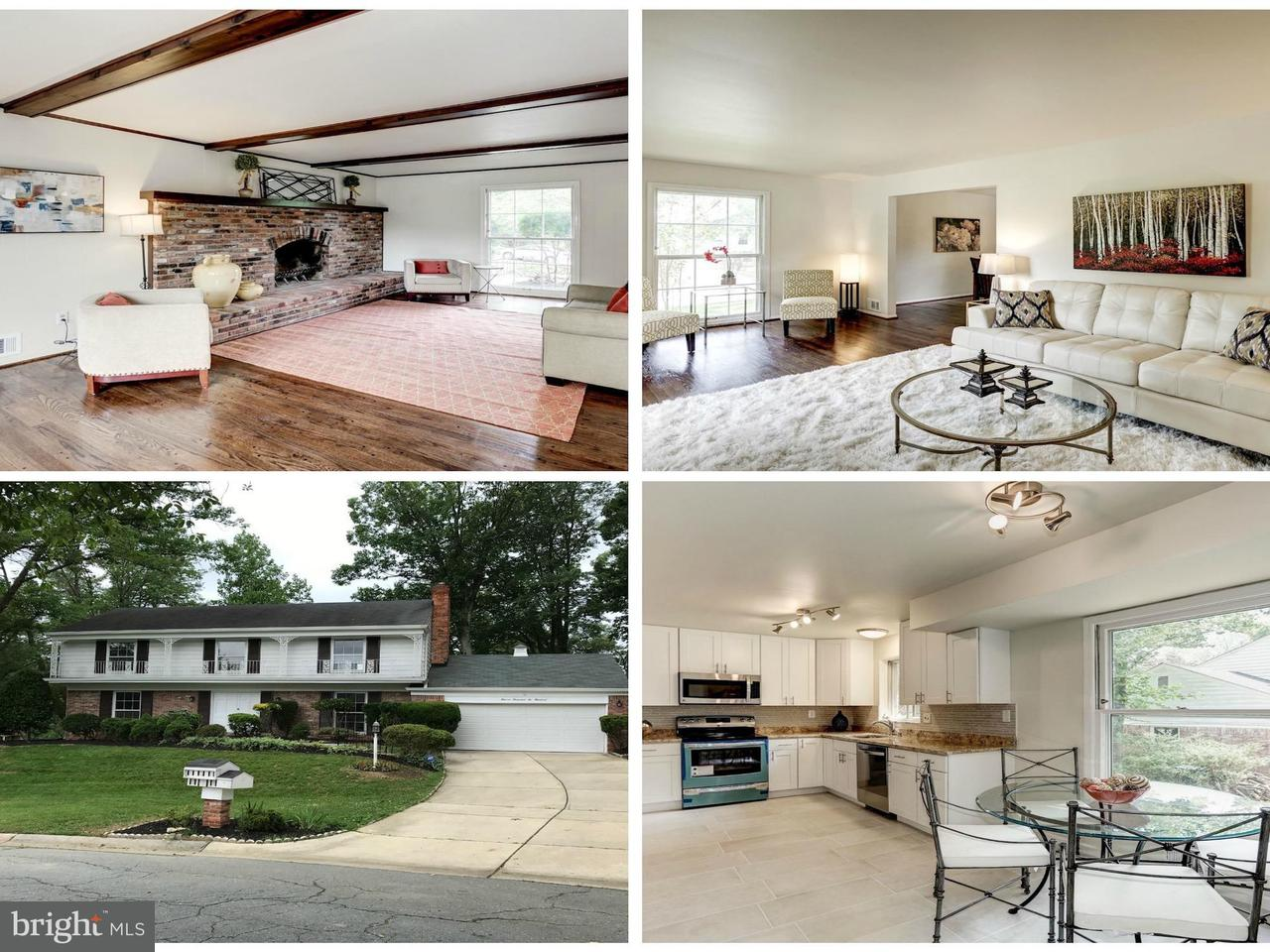 Single Family Home for Sale at 11200 OLD POST Road 11200 OLD POST Road Potomac, Maryland 20854 United States