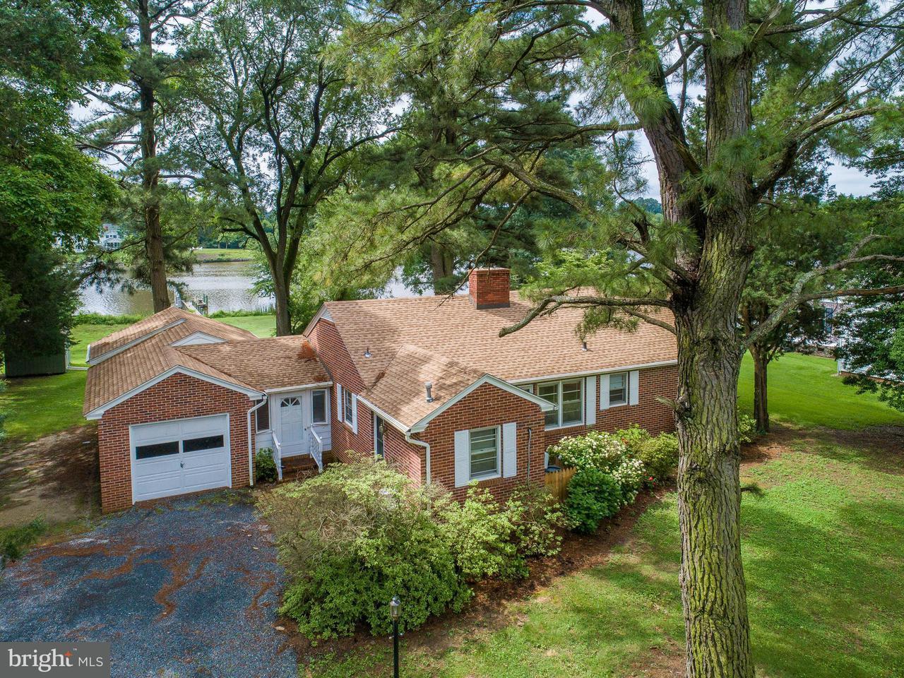 一戸建て のために 売買 アット 8997 GLEBE CREEK Road 8997 GLEBE CREEK Road Easton, メリーランド 21601 アメリカ合衆国