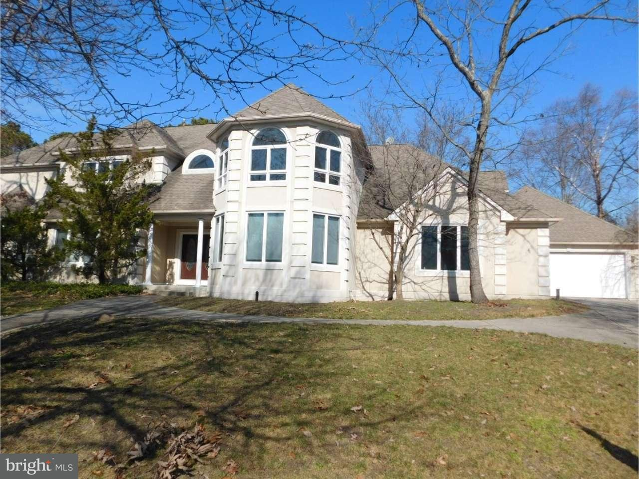 Single Family Home for Sale at 18 EDELWEISS Court Voorhees, New Jersey 08043 United States