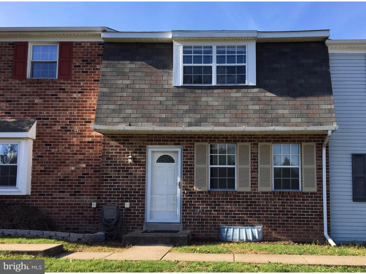 Townhouse for Rent at 165 HOPEWELL Lane Telford, Pennsylvania 18969 United States