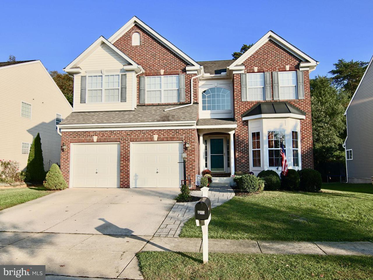 一戸建て のために 売買 アット 8103 MOUNT AVENTINE Road 8103 MOUNT AVENTINE Road Severn, メリーランド 21144 アメリカ合衆国