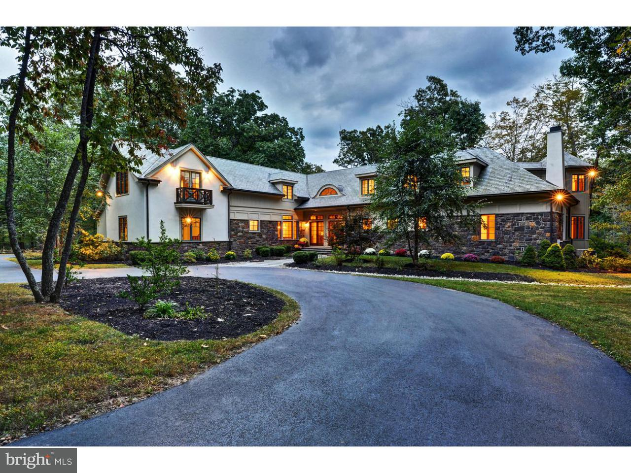 단독 가정 주택 용 매매 에 37 STONEY BROOK Lane Princeton, 뉴저지 08540 미국에서/약: Princeton