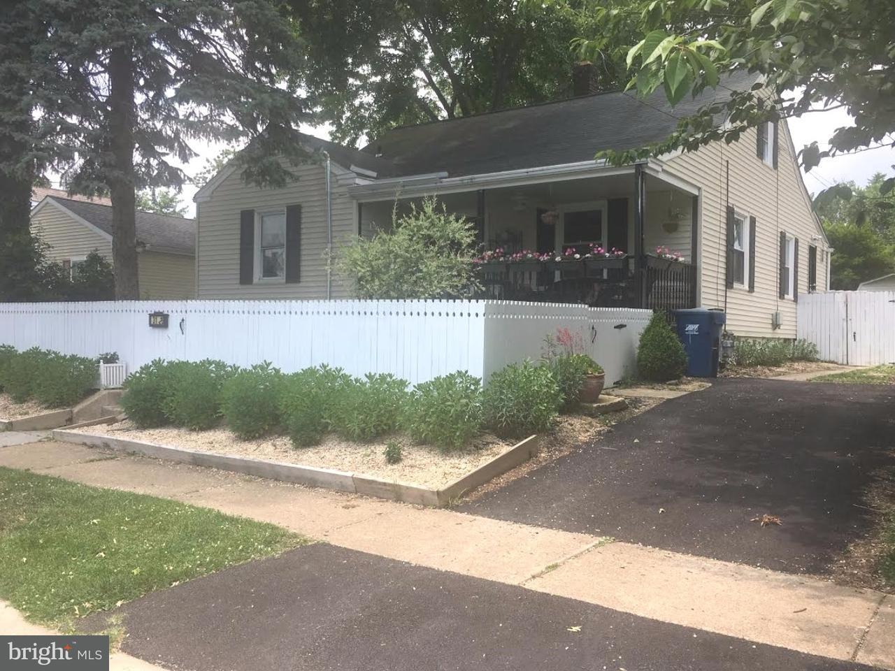 Частный односемейный дом для того Продажа на 3129 W COURT Avenue Claymont, Делавэр 19703 Соединенные Штаты