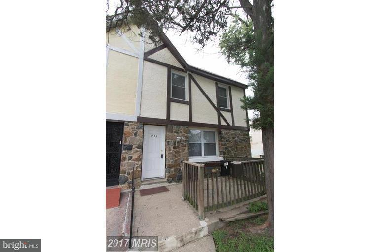 Other Residential for Sale at 5426 Jonquil Ave Baltimore, Maryland 21215 United States