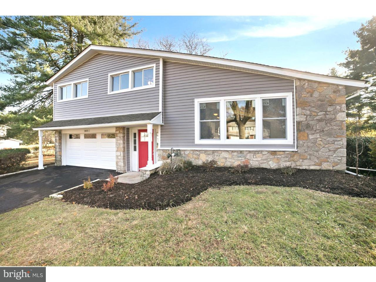 Single Family Home for Sale at 1801 FARMVIEW Road Maple Glen, Pennsylvania 19002 United States