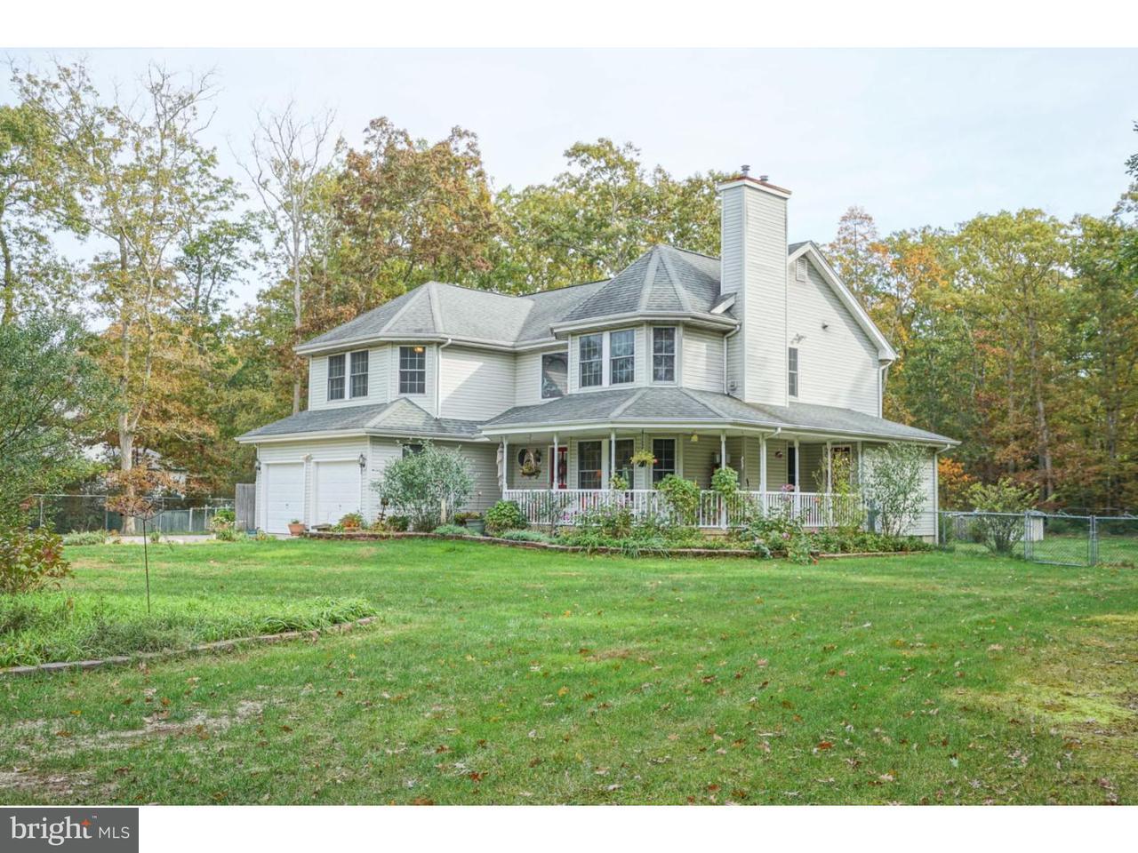 独户住宅 为 销售 在 3 HAY Road Little Egg Harbor, 新泽西州 08087 美国