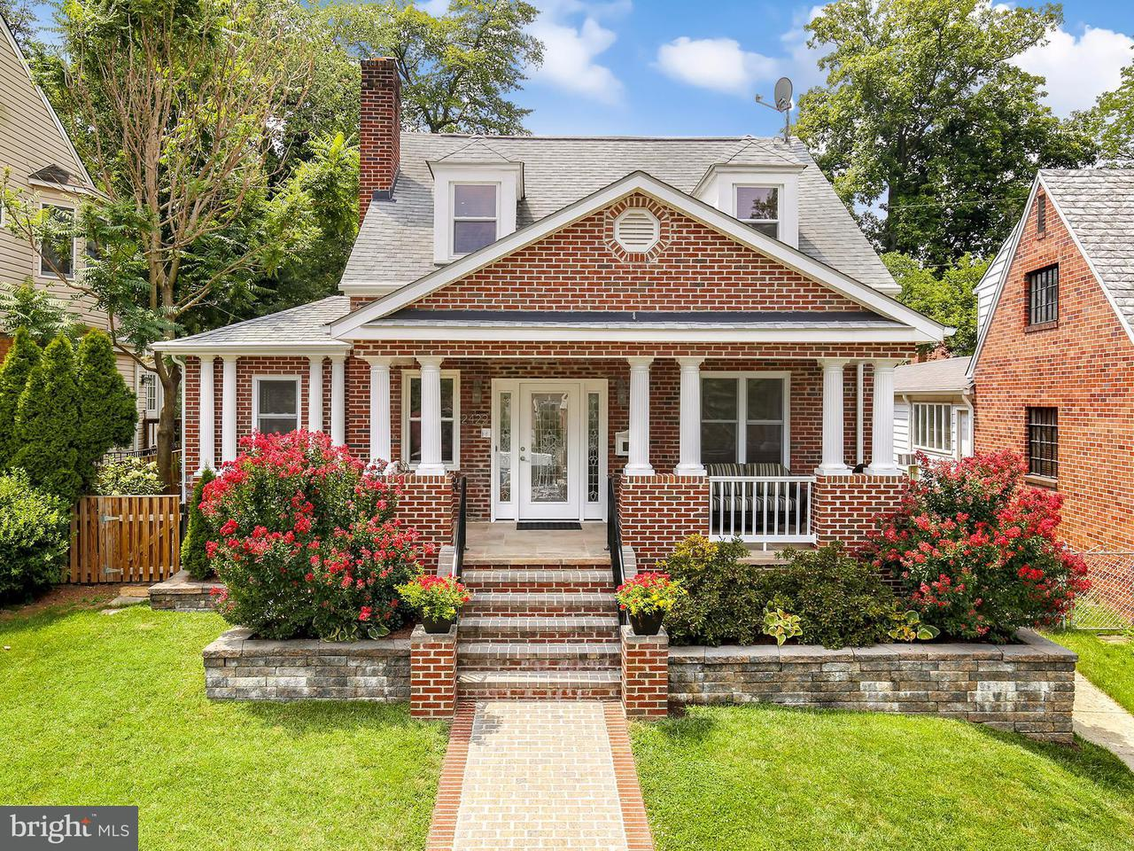 Single Family Home for Sale at 2422 IVES ST S 2422 IVES ST S Arlington, Virginia 22202 United States