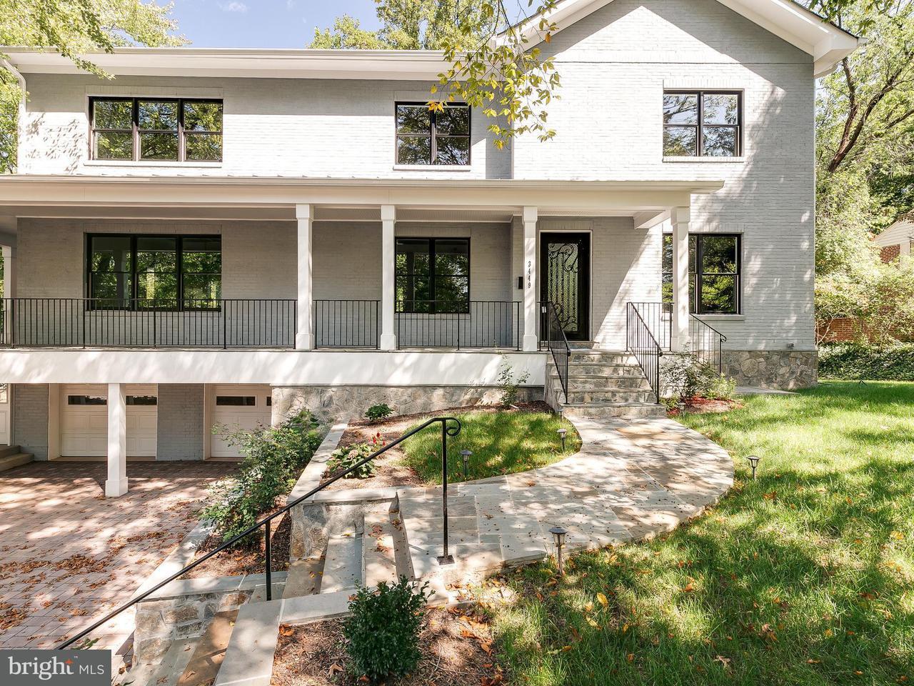 Single Family Home for Sale at 3449 N. RANDOLPH Street 3449 N. RANDOLPH Street Arlington, Virginia 22207 United States