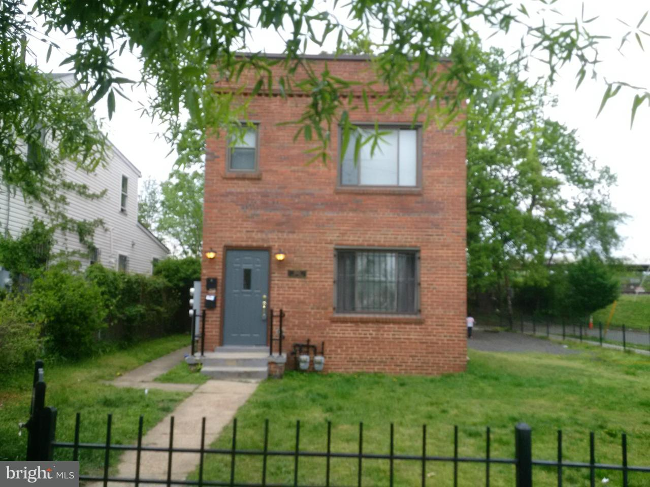 Single Family for Sale at 1501 Olive St NE Washington, District Of Columbia 20019 United States