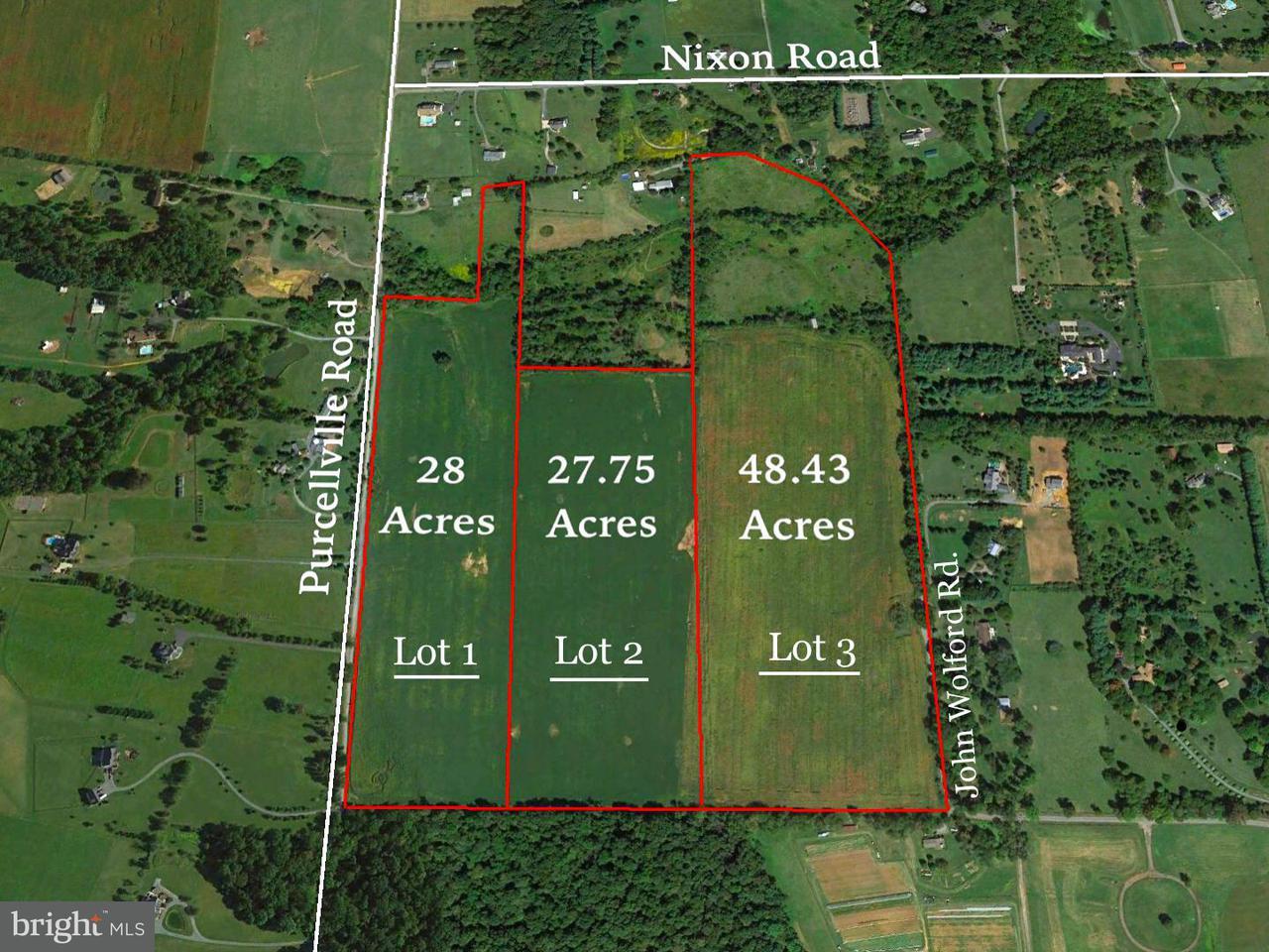 土地 為 出售 在 JOHN WOLFORD RD -LOT 3 JOHN WOLFORD RD -LOT 3 Purcellville, 弗吉尼亞州 20132 美國