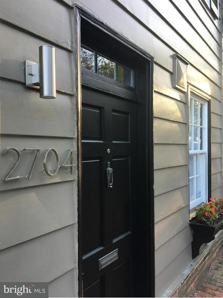 Townhouse for Sale at 2704 P ST NW 2704 P ST NW Washington, District Of Columbia 20007 United States