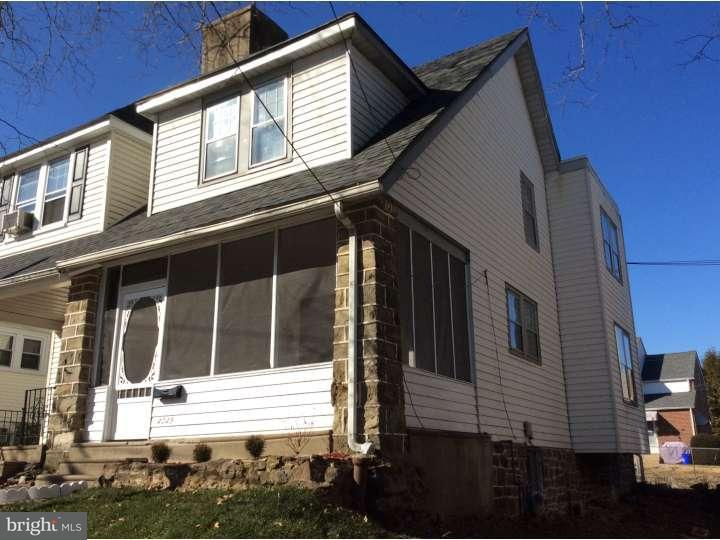 Townhouse for Sale at 4049 ELLENDALE Road Drexel Hill, Pennsylvania 19026 United States