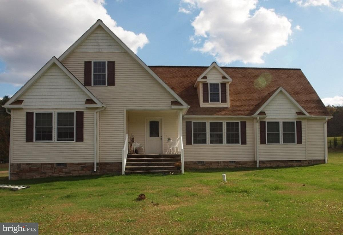 Single Family for Sale at 4285 Brushy Fork Road Sugar Grove, West Virginia 26815 United States