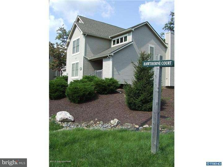 Townhouse for Sale at 188 HAWTHORNE Court Tannersville, Pennsylvania 18372 United States