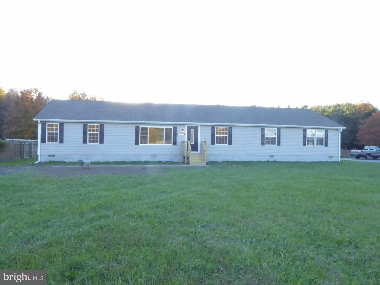 Частный односемейный дом для того Продажа на 639 FARM Lane Viola, Делавэр 19979 Соединенные Штаты