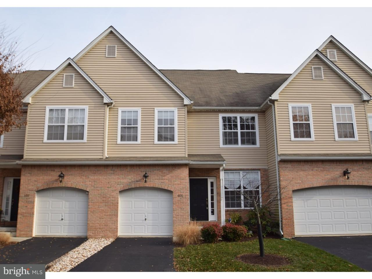 Townhouse for Rent at 609 FREEDOM WAY West Grove, Pennsylvania 19390 United States