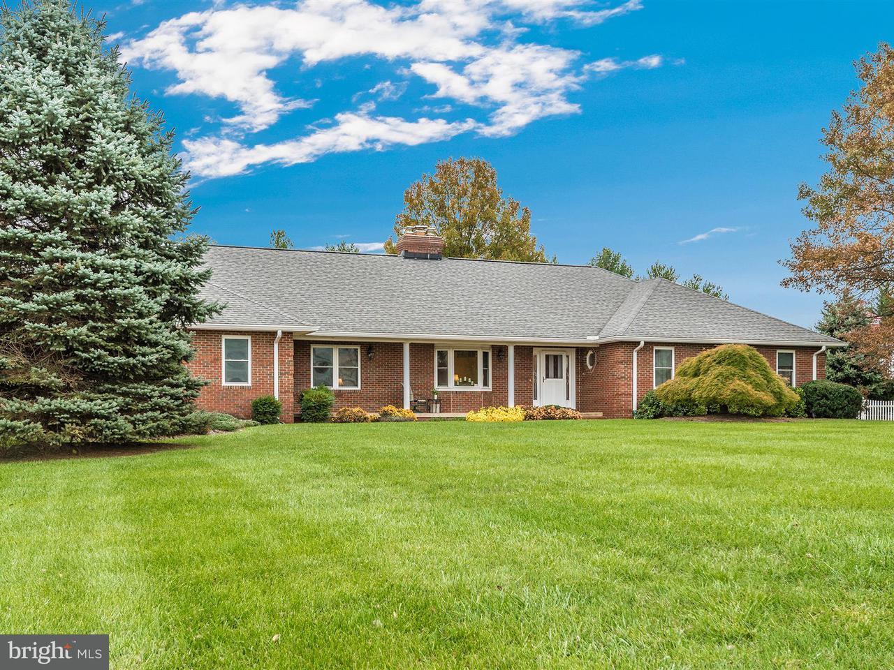 Einfamilienhaus für Verkauf beim 4847 CAP STINE Road 4847 CAP STINE Road Frederick, Maryland 21703 Vereinigte Staaten