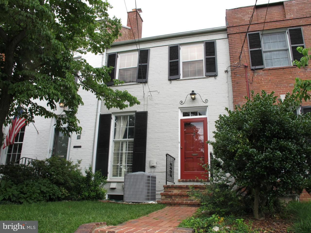 Other Residential for Rent at 704 Royal St S Alexandria, Virginia 22314 United States