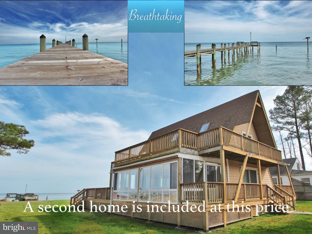 Частный односемейный дом для того Продажа на 14940 CHESAPEAKE BAY Drive 14940 CHESAPEAKE BAY Drive Scotland, Мэриленд 20687 Соединенные Штаты