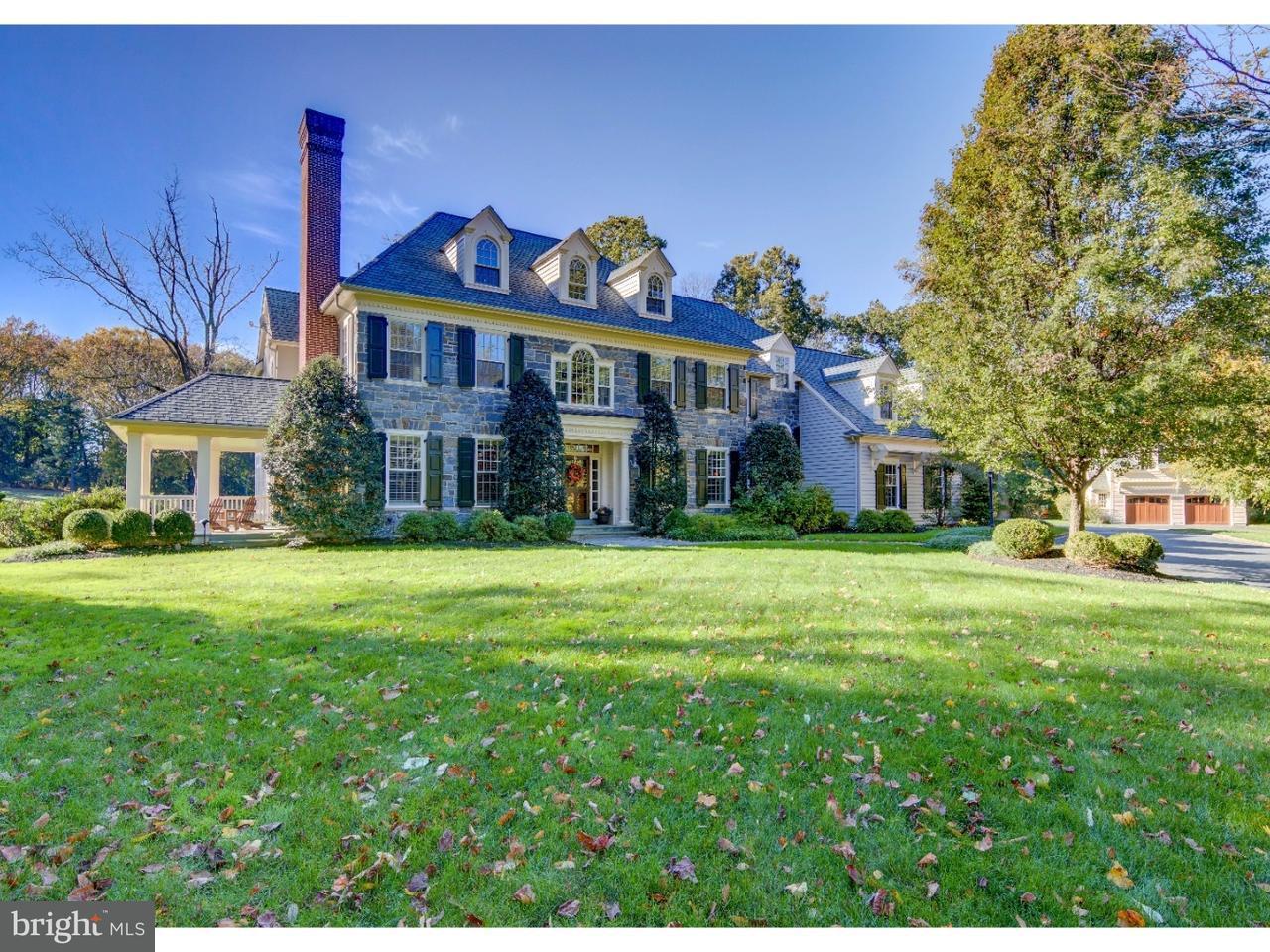 Частный односемейный дом для того Продажа на 415 TIMBER Lane Newtown Square, Пенсильвания 19073 Соединенные Штаты