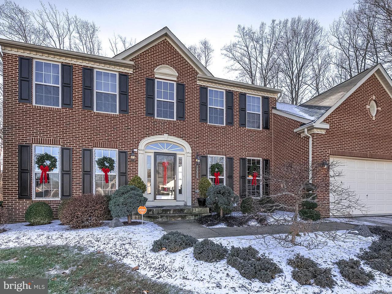 Частный односемейный дом для того Продажа на 12315 SMOOT WAY 12315 SMOOT WAY Brandywine, Мэриленд 20613 Соединенные Штаты