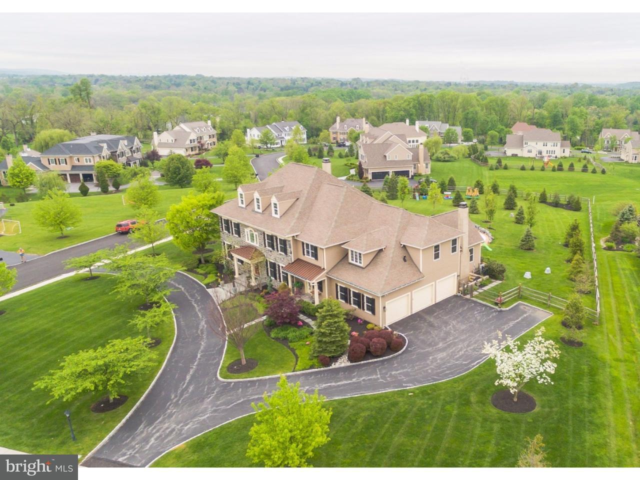独户住宅 为 出租 在 103 WAVERLY Circle 菲尼克斯维尔, 宾夕法尼亚州 19460 美国