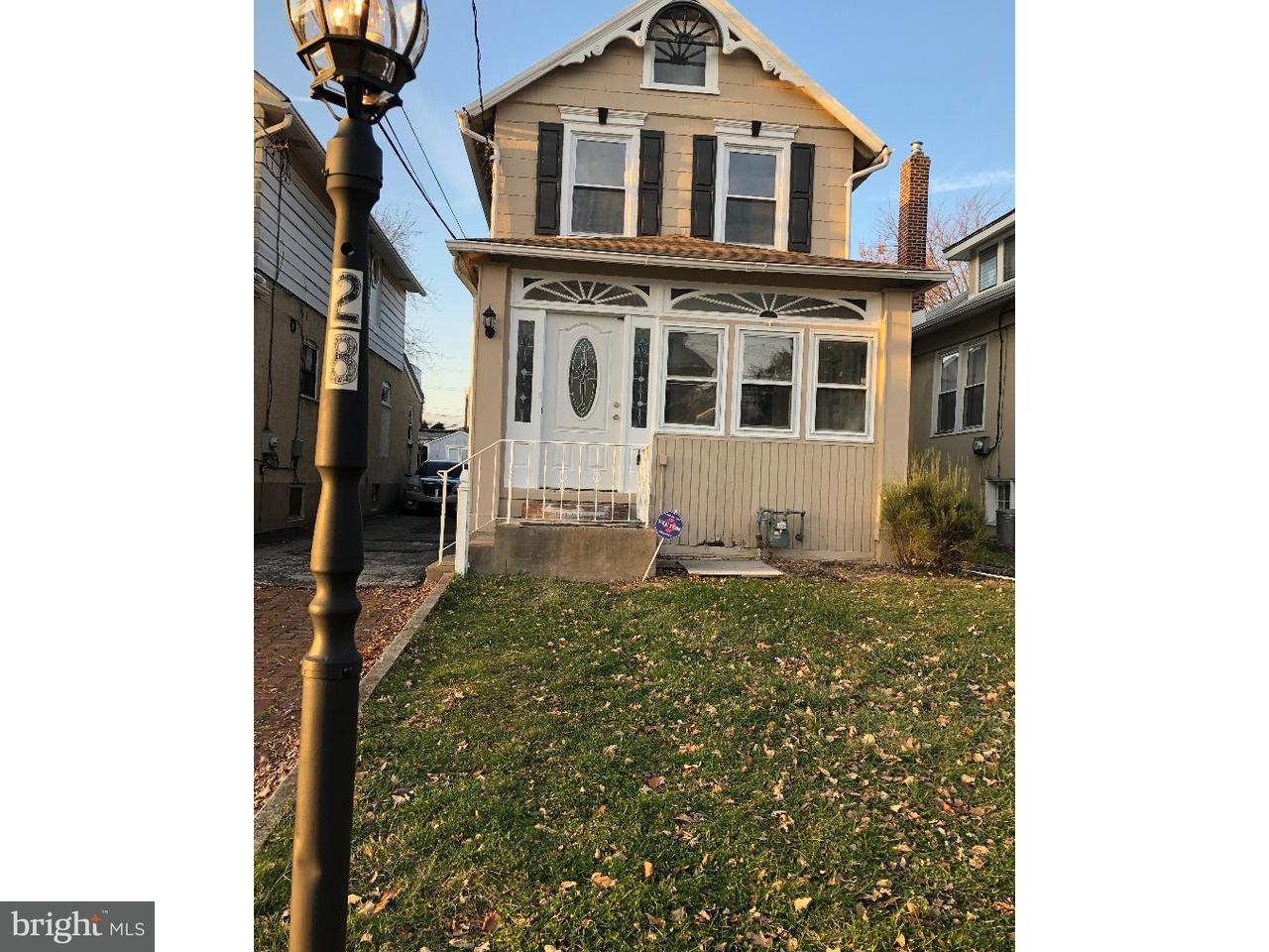 Single Family Home for Sale at 28 N WELLS Avenue Glenolden, Pennsylvania 19036 United States