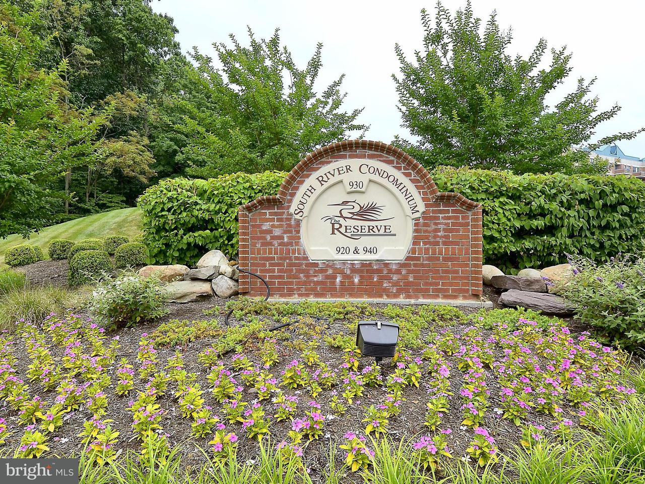 Single Family Home for Sale at 940 ASTERN WAY #30 940 ASTERN WAY #30 Annapolis, Maryland 21401 United States