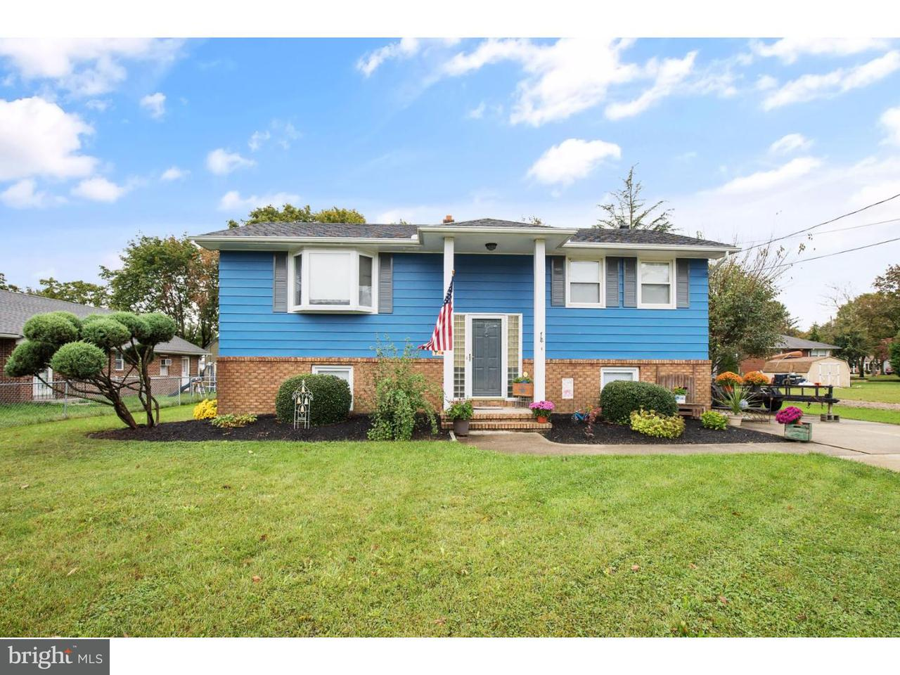 Single Family Home for Sale at 202 N WILLOW Street Landisville, New Jersey 08326 United States